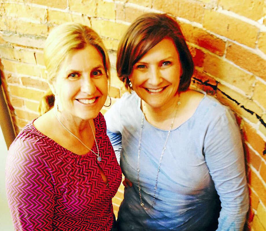 Linda Bonadies, left, and Tanya Rubinstein. Photo: Contributed