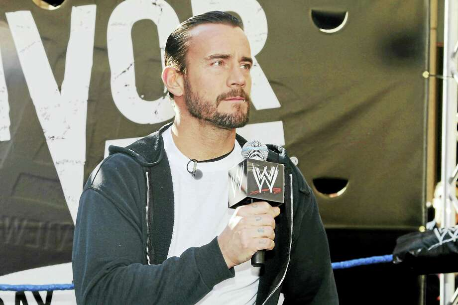 Former WWE star CM Punk is getting closer to making his UFC debut. Photo: The Associated Press File Photo   / AP2011