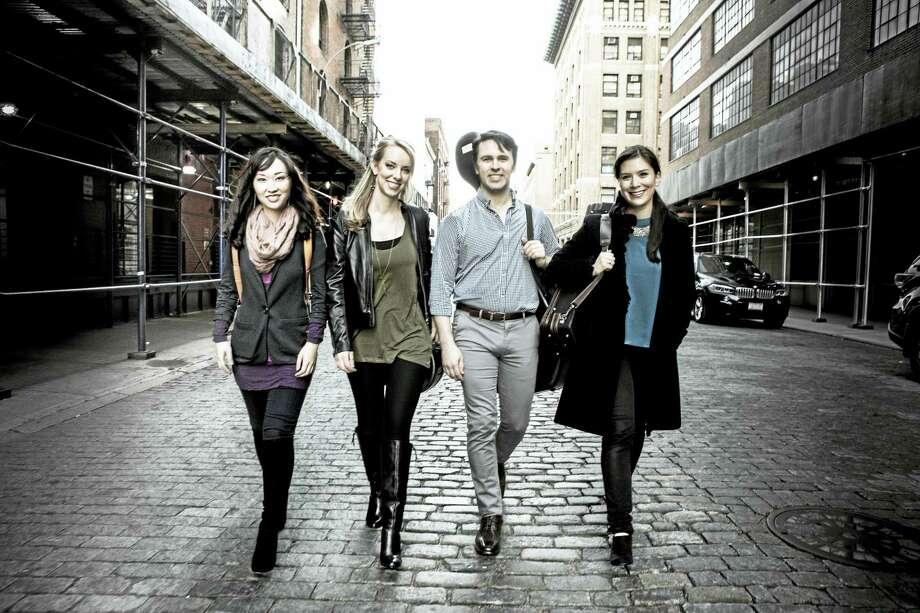 The Solera Quartet Photo: Contributed