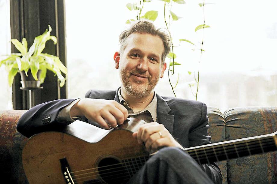 Photo courtesy Guitartown  Bryan Sutton Photo: Journal Register Co.