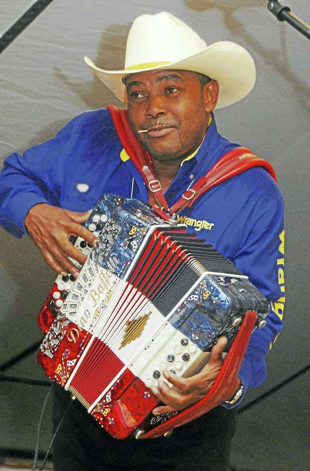 Jeffery Broussard will bring his Creole Cowboys to Cafe Nine Wednesday night. Photo: Contributed