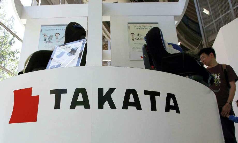 Money-losing Japanese air bag maker Takata Corp. hired financial advisory and asset management firm Lazard to help tackle financial problems and massive recalls. Photo: AP Photo/Shizuo Kambayashi, File   / Copyright 2016 The Associated Press. All rights reserved. This material may not be published, broadcast, rewritten or redistribu