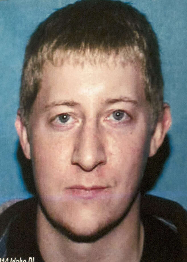 This undated photo provided by the Coeur d'Alene Police Department via the The Spokesman-Review shows Kyle Andrew Odom. An Idaho pastor who led the prayer at a weekend campaign rally for Republican presidential candidate Ted Cruz was gunned down outside his church the following day but was expected to survive. The Coeur d'Alene Police Department said it is looking for local resident Odom, 30, a decorated former Marine who should be considered armed and dangerous. Photo: Coeur D'Alene Police Department Via The Spokesman-Review Via AP    / Coeur d'Alene Police Department via The Spokesman-Review