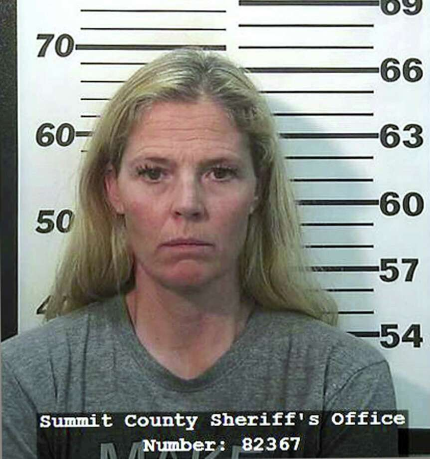 This December, 2015 law enforcement booking photo provided by the Summit County, Utah, Sheriff's Office shows former Olympic gold medalist skier Picabo Street. Street has been charged with assault and domestic violence stemming from a December altercation with a relative in Utah. Photo: The Associated Press   / Summit County Sheriff's Office