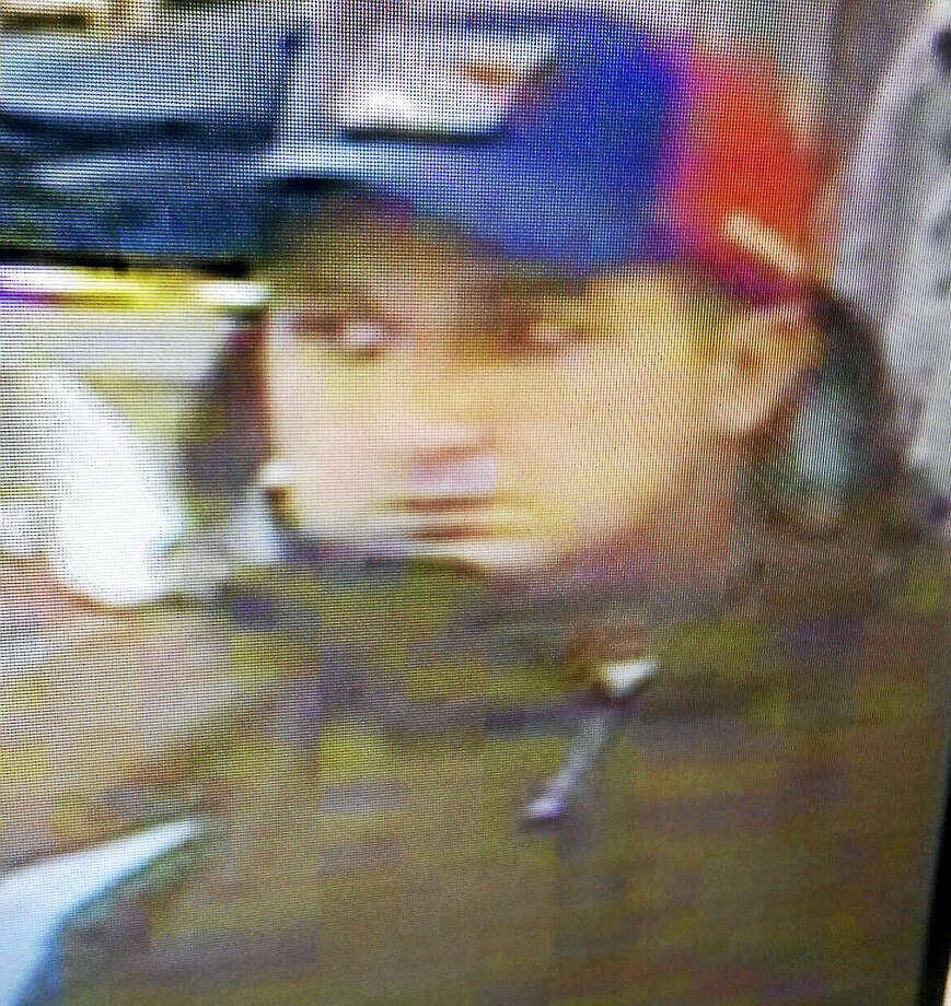 Hamden police are asking people to help them find this man, who allegedly tried to steal a $600 item from Kohl's early Monday afternoon before fleeing the store. Photo: Courtesy Of Hamden Police Department