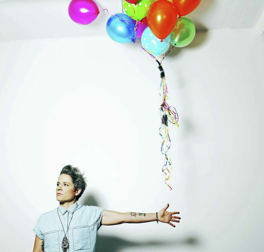 Allison Miller will play Firehouse 12 in New Haven tonight. Photo: Contributed