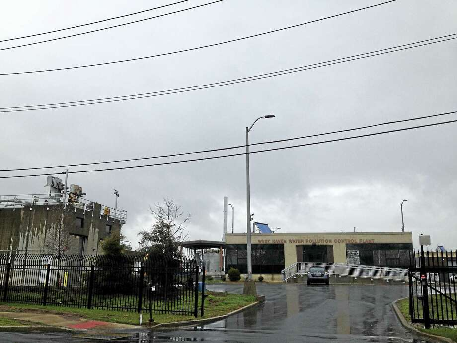 West Haven Water Pollution Control Plant Photo: Journal Register Co.