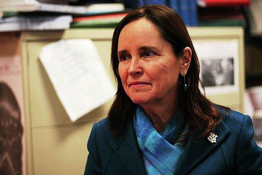 Secretary of the State Denise Merrill Photo: Journal Register Co.