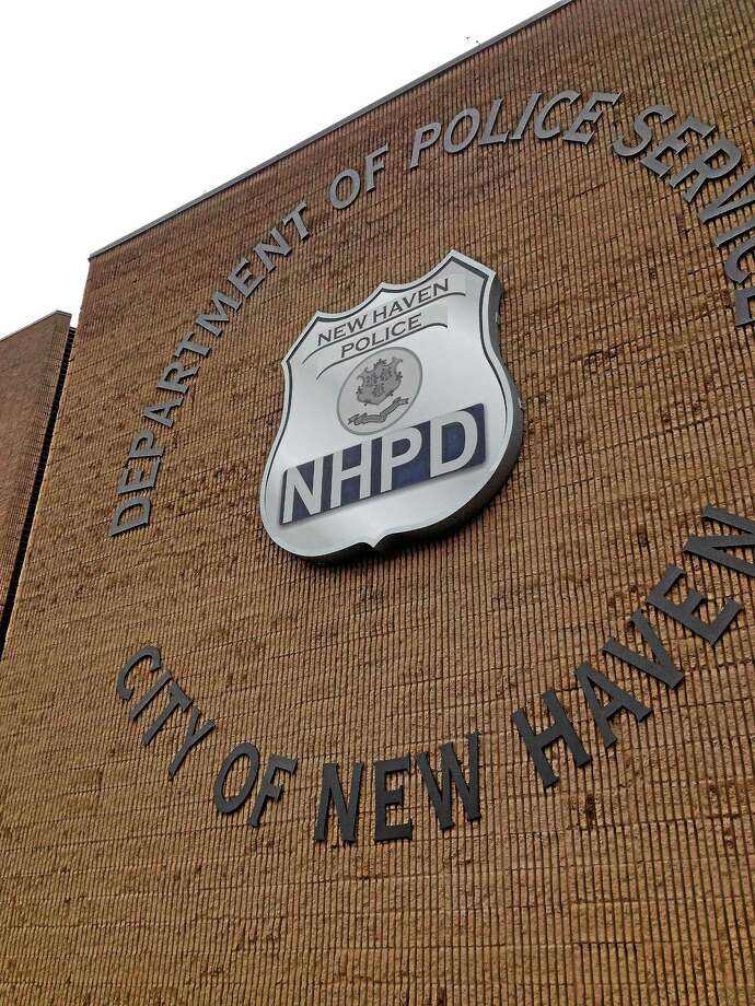The New Haven Police Department. Photo: Journal Register Co.