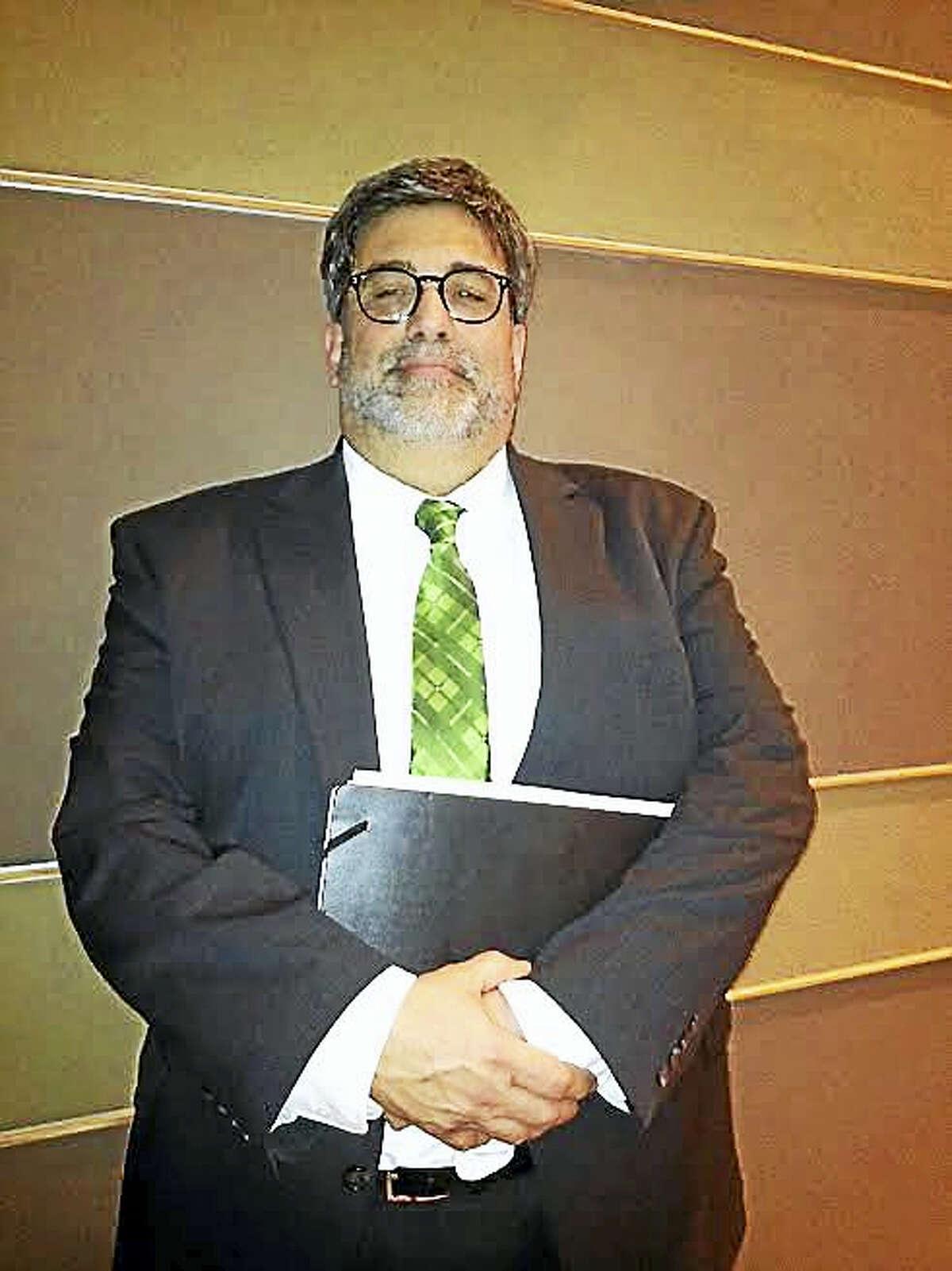 Rick Melita has been named Board of Alder liaison for Mayor Toni Harp.