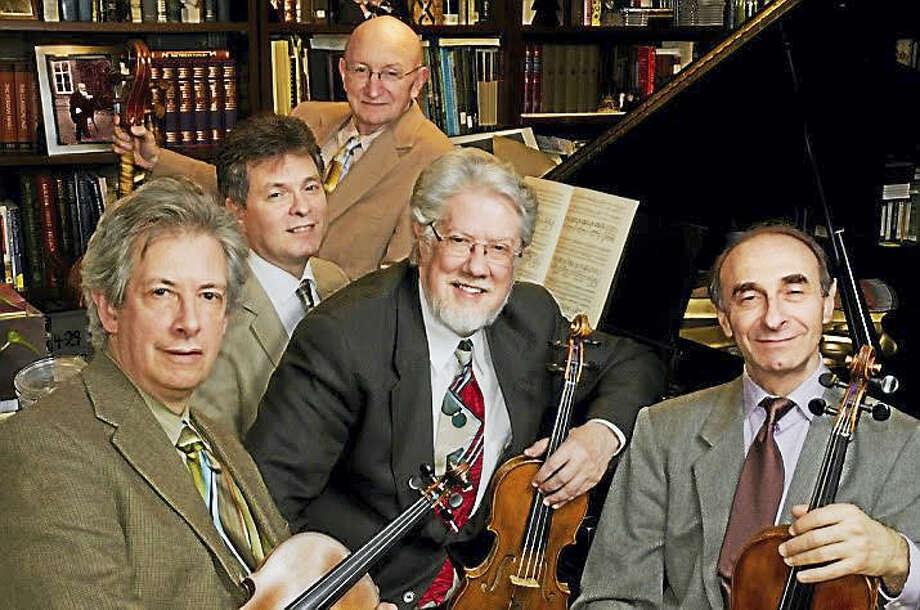 Prometheus Ensemble will be at Bethesda Lutheran Church Sunday. Photo: Contributed