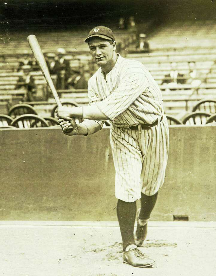 "Contributed photo'GREAT MAN'North Haven: ""Lou Gehrig: The Story of a Great Man,"" will be related by storyteller Carol Birch at 7 p.m. April 6 at the North Haven Library, 17 Elm St. Birch tells the tale of Lou Gehrig, a man of honesty and trust whose career was not poisoned by jealousy or opportunism. To attend the free program, contact 203-239-5803 or northhavenlibrary.net. Photo: Journal Register Co."