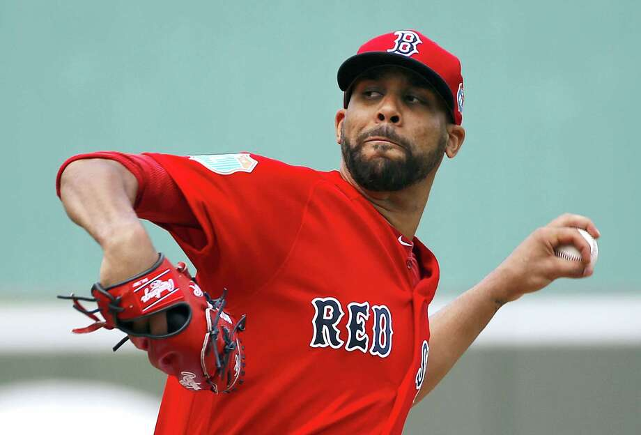 Red Sox starting pitcher David Price. Photo: The Associated Press File Photo   / AP