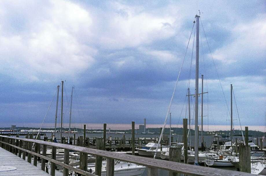 New Haven Harbor Photo: Journal Register Co.