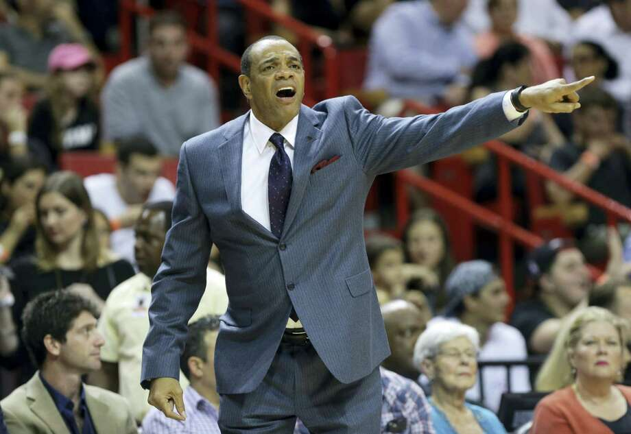 Brooklyn Nets coach Lionel Hollins was fired on Sunday. Photo: The Associated Press File Photo   / AP