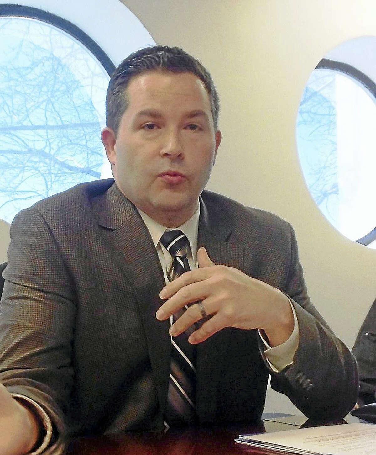 Jeffrey Villar, executive director of the Connecticut Council for Education Reform.
