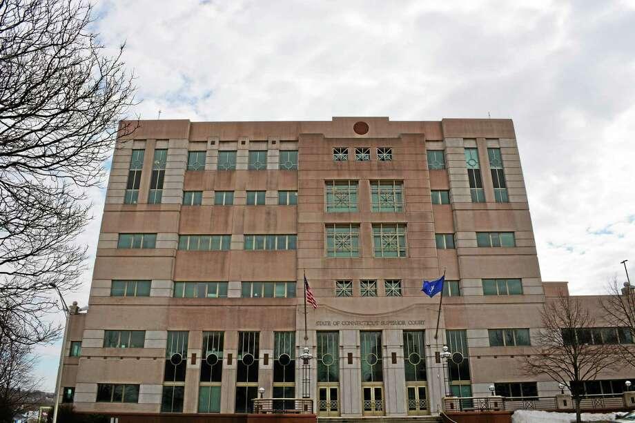 Cassandra Day / The Middletown Press Middletown Superior Court Photo: Journal Register Co.