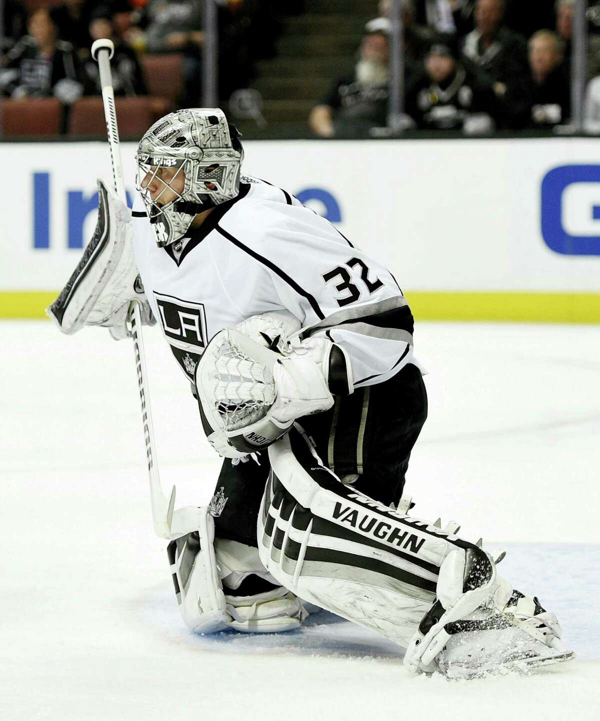 Los Angeles Kings goalie Jonathan Quick of Hamden was selected to compete for the U.S. team at the World Cup of Hockey Sept. 17 - Oct. 1 in Toronto.