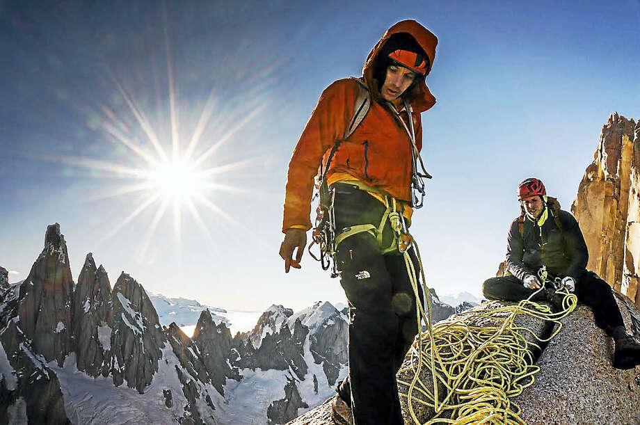 """A Line Across the Sky"" by Austin Siadak. Photo: Photo Courtesy Of Banff Mountain Film Festival"