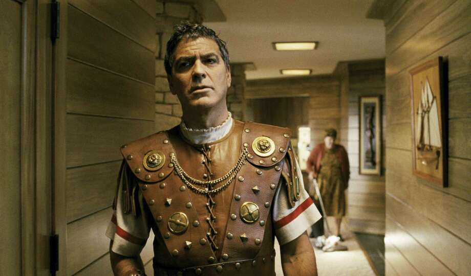 "George Clooney portrays Baird Whitlock in ""Hail, Caesar!"" Photo: Universal Pictures Via AP   / Universal Pictures"