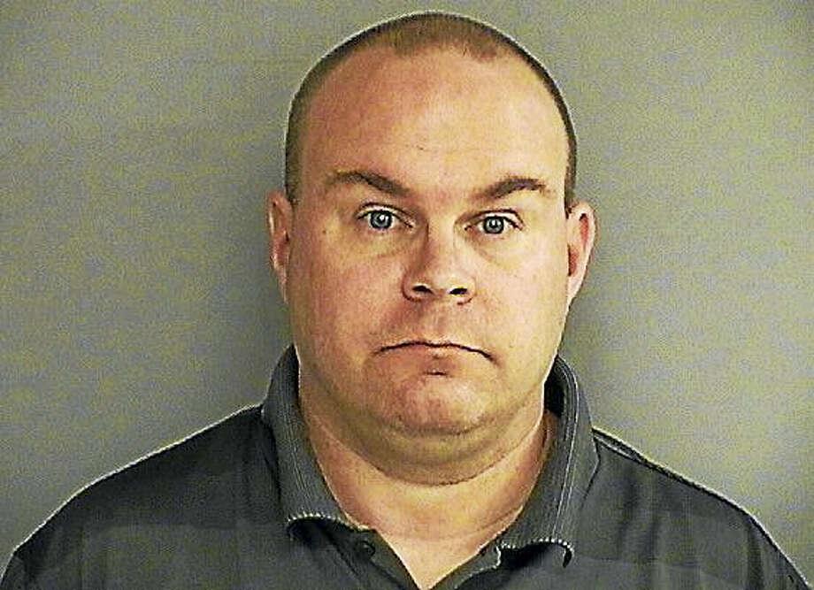 Jeffrey Paul Norton Photo: Courtesy Middletown Police