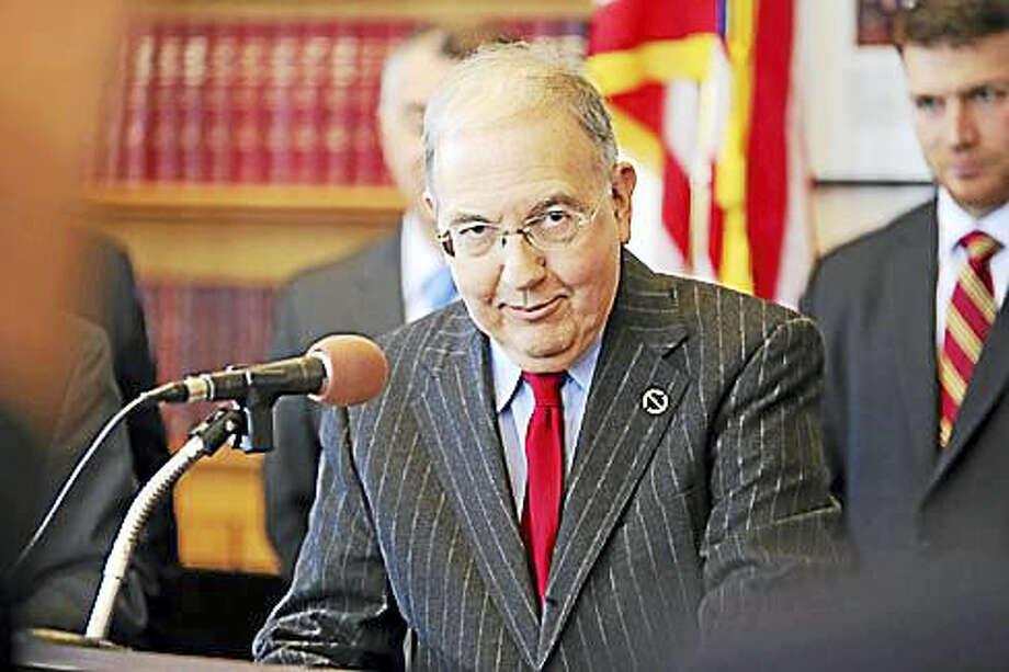 State Senate President Martin Looney Photo: Christine Stuart Photo
