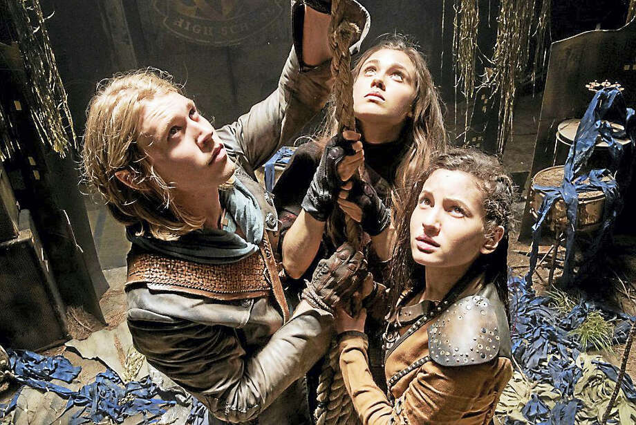 "MTV's new fantasy series ""The Shannara Chronicles,"" with Wil (Austin Butler), Amberle (Poppy Drayton) and Eretria (Ivana Baquero), airs Tuesday nights at 10 p.m. Photo: MTV   / MTV"