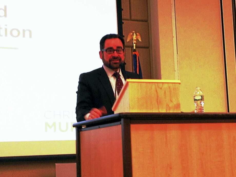 Rob Klee, commissioner of the state Department of Energy and Environmental Protection. Photo: Ed Stannard — NEW HAVEN REGISTER