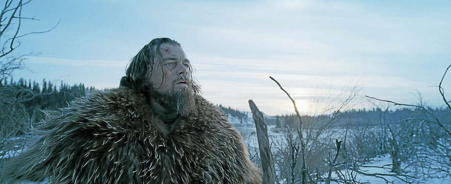 "Leonardo DiCaprio stars in ""The Revenant,"" an immersive and visceral cinematic experience capturing one man's epic adventure of survival and the extraordinary power of the human spirit. Photo: Kimberley French - Twentieth Century Fox    / Copyright © 2015 Twentieth Century Fox Film Corporation. All rights reserved.  THE REVENANT Motion Picture Copyright © 2015 Regency Entertainment (USA), Inc. and Monarchy Enterprises S.a.r.l. All rights reserved. Not for sale or duplication."