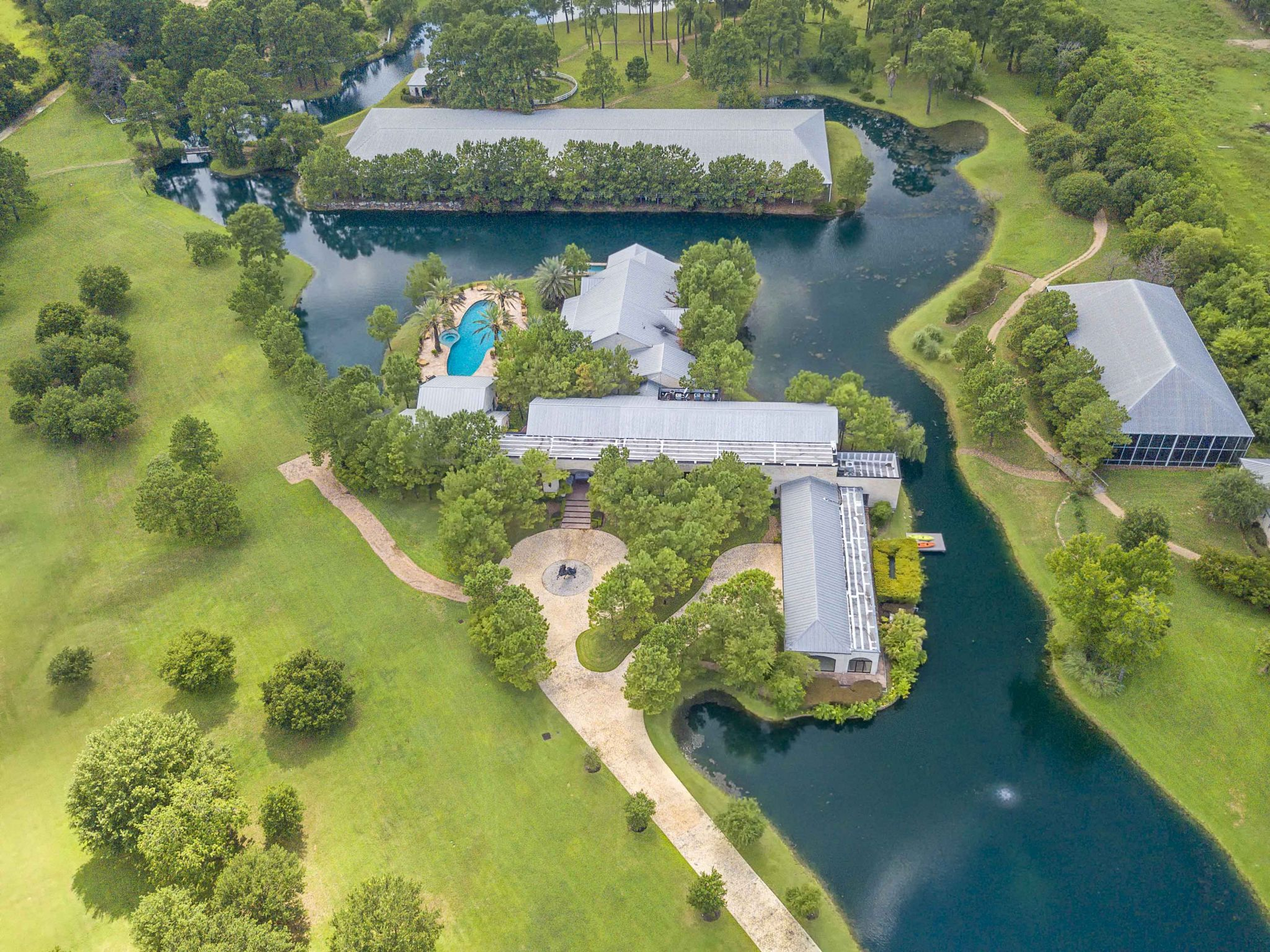 Price Reduced On Jaw Dropping Tomball Ranch For Sale