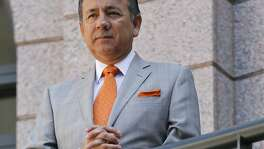 State Sen. Carlos Uresti testified June 28 in an investigation by the Securities and Exchange Commission into FourWinds Logistics, a defunct oil field services company. Uresti recruited two investors for FourWinds and received commissions on their investments. He has said he did not need to be a registered securities broker. The SEC is seeking to quash a subpoena from Uresti.