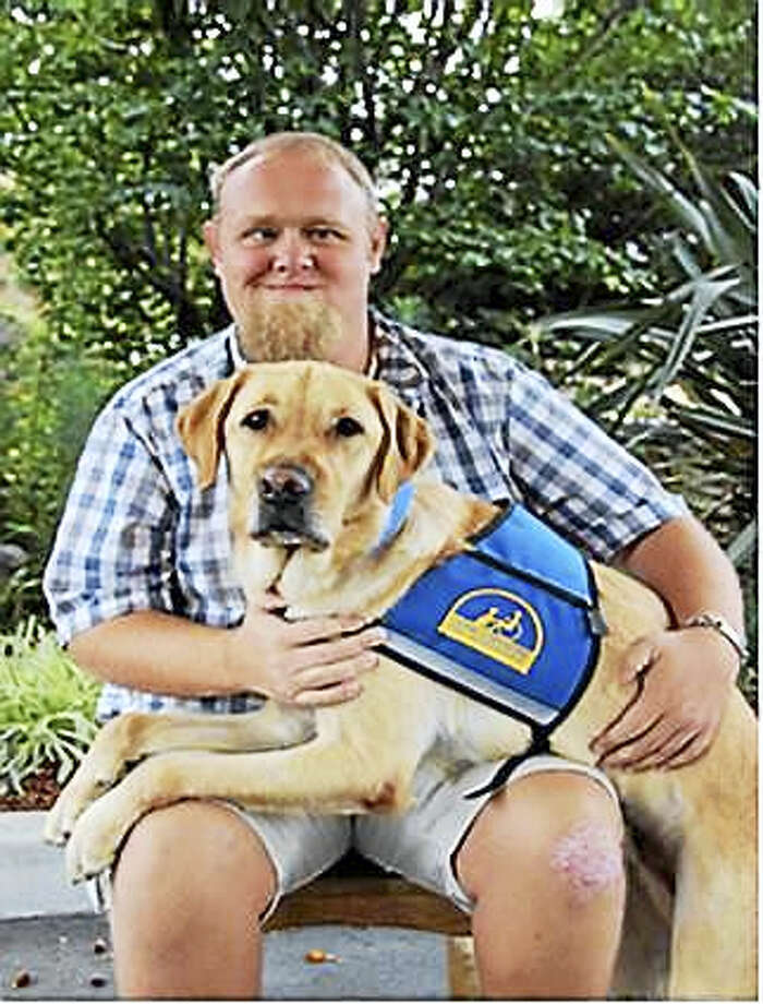 Adam Clark Photo: Photo Courtesy Of Canine Companions For Independence