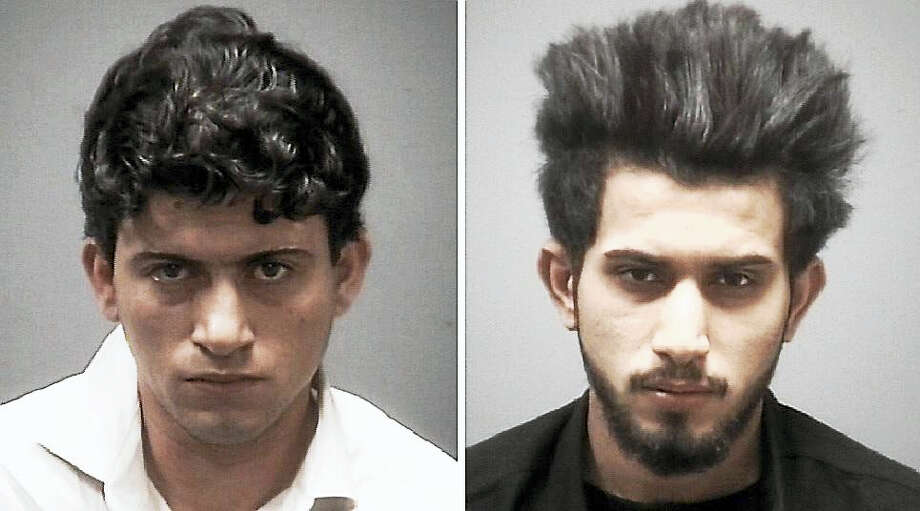 Kadhim Alsubaih and Ahmed Roomi Photo: Photos Courtesy Of The New Haven Police Department