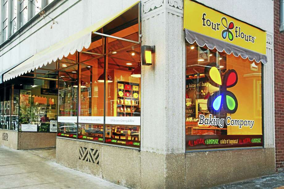 The new Four Flours Baking Co. store at 1203 Chapel St. in New Haven. Photo: CONTRIBUTED PHOTO
