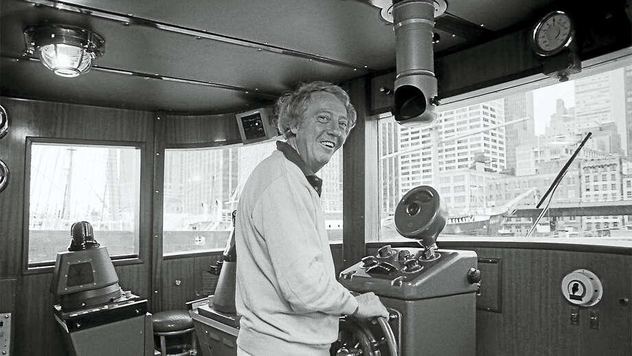 Robert Stigwood in 1979 Photo: AP File Photo