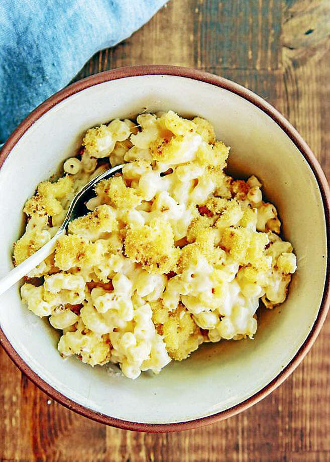 Transforming a roux into a creamy sauce is a simple matter of adding milk and cheese. Photo: Thekitchn.com
