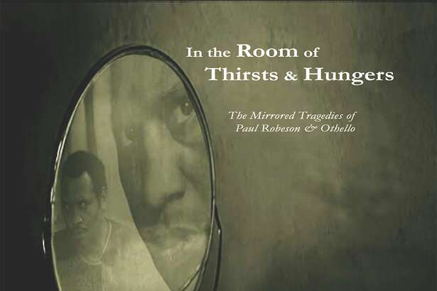 """Indigo Moor's new book of poems, """"In the Room of Thirsts and Hungers."""""""