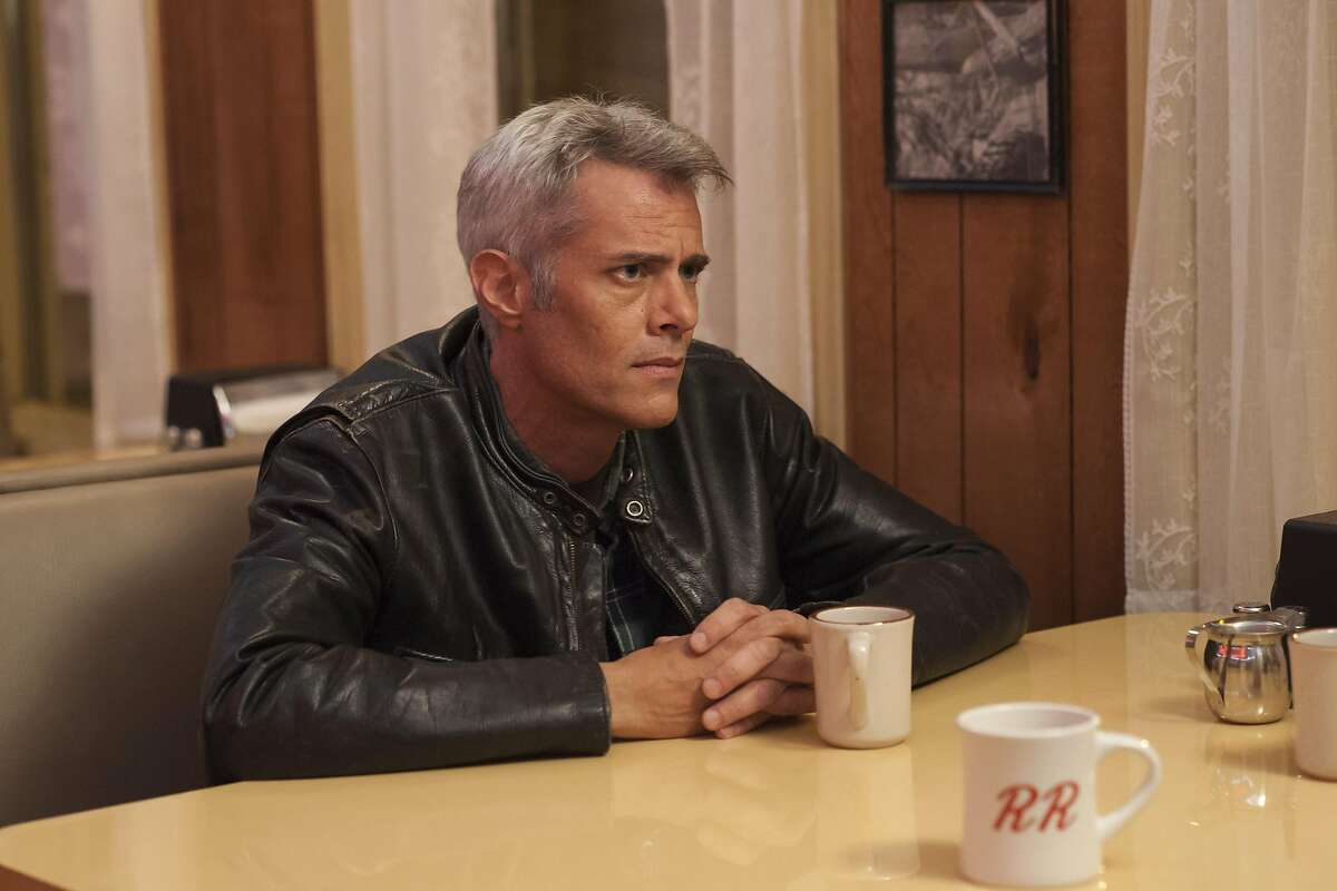 """Bobby Briggs (Dana Ashbrook) in a scene from """"Part 11"""" of """"Twin Peaks: The Return."""""""