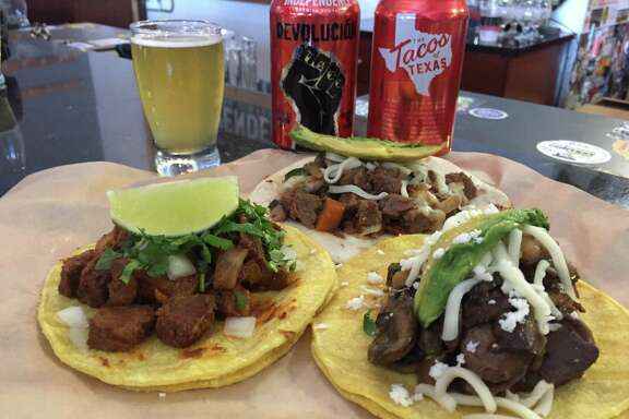 Independence Brewing has launched Revolucié³n Saison Ale, a beer meant to pair well with tacos.