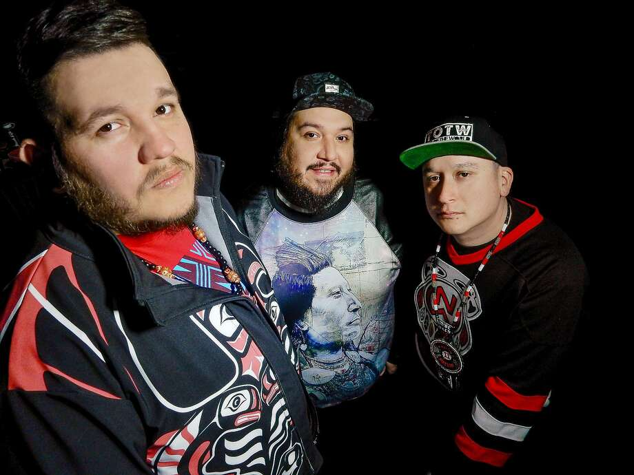 A Tribe Called Red is scheduled to perform on Thursday, July 27 at the Independent in San Francisco. Photo: Matt Barnes
