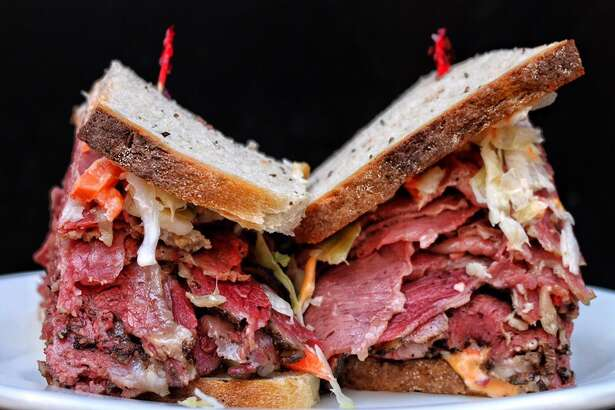 "The second annual New York Deli Month will take place Aug. 1-31 at delicatessens throughout the country offering set lunch and dinner menus with a portion of proceeds donated to local charities. The event was founded by Ziggy Gruber, owner of Kenny & Ziggy's New York Delicatessen & Restaurant in Houston. Gruber was featured in the 2014 documentary ""Deli Man."" Shown: Sarge's Delicatessen & Diner in New York."