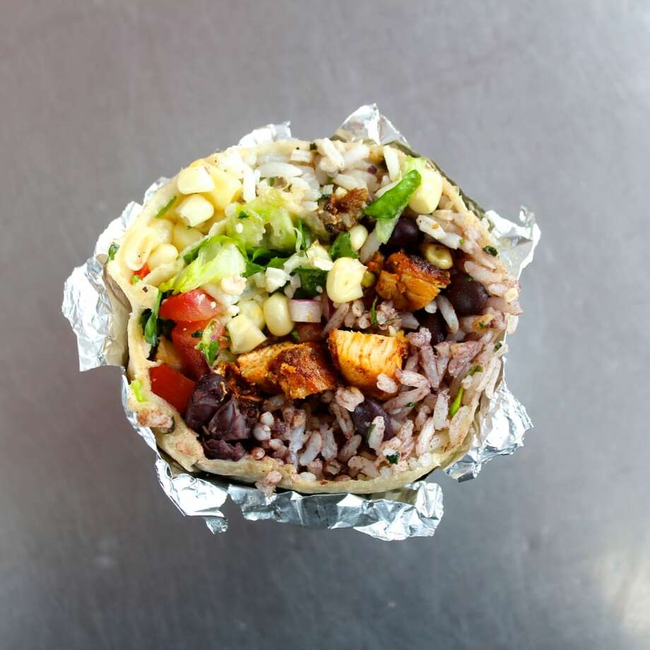Chipotle Mexican Grill 207 Heights Blvd., Houston, TX 77007Violation: Discontinue holding utensils in equipment crevices. Date: Jan. 27, 2017Photo: Yelp/Chipotle Mexican GrillKeep clicking to see the most serious health code violations of 2017 for Houston-area Chipotles.   Photo: Yelp
