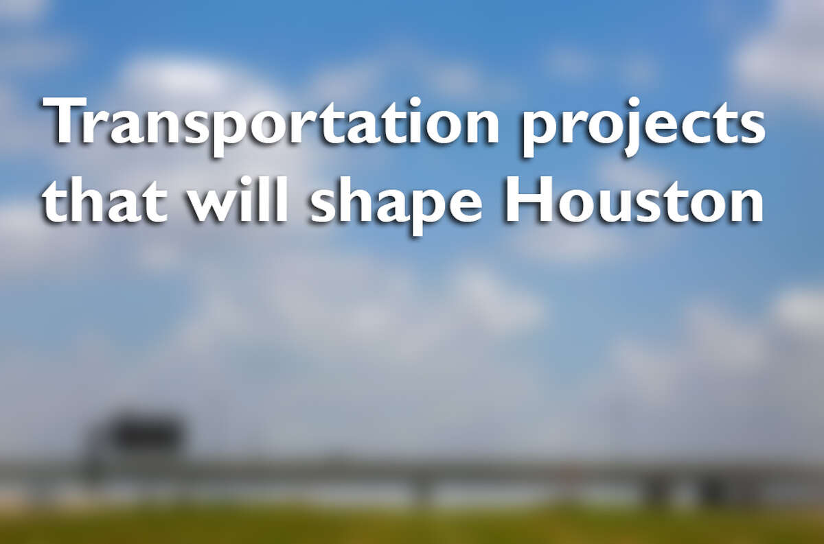 Click through to see a breakdown of major transportation projects on the horizon.