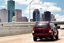 Always use your turn signal when moving to the left lane to pass. Houstonians don't see this one very often.