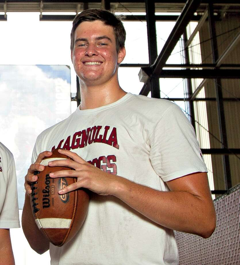 Magnolia long snapper Justin Mader earned a spot at the Under Armour All-America Game. Photo: Jason Fochtman
