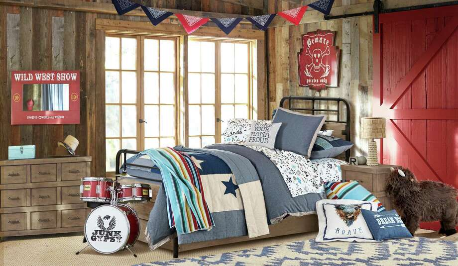 The Junk Gypsies, Sisters Aimie And Jolie Sikes, Teamed With Pottery Barn  Kids