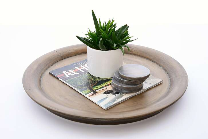 Designs from Amy Coleman, the woman behind Birch & Brush, a Mill Valley line of  hand-crafted wooden bowls, who will be participating in the Hip Pop showcase at the American Craft Show this year.