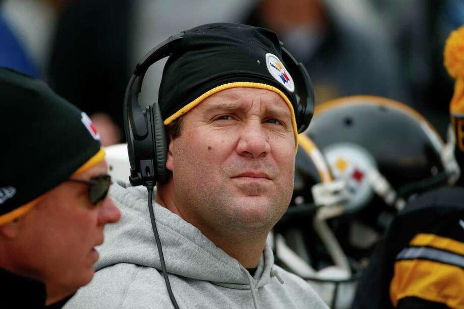 Pittsburgh Steelers quarterback Ben Roethlisberger is expected to return today. Photo: Gene J. Puskar — The Associated Press   / AP