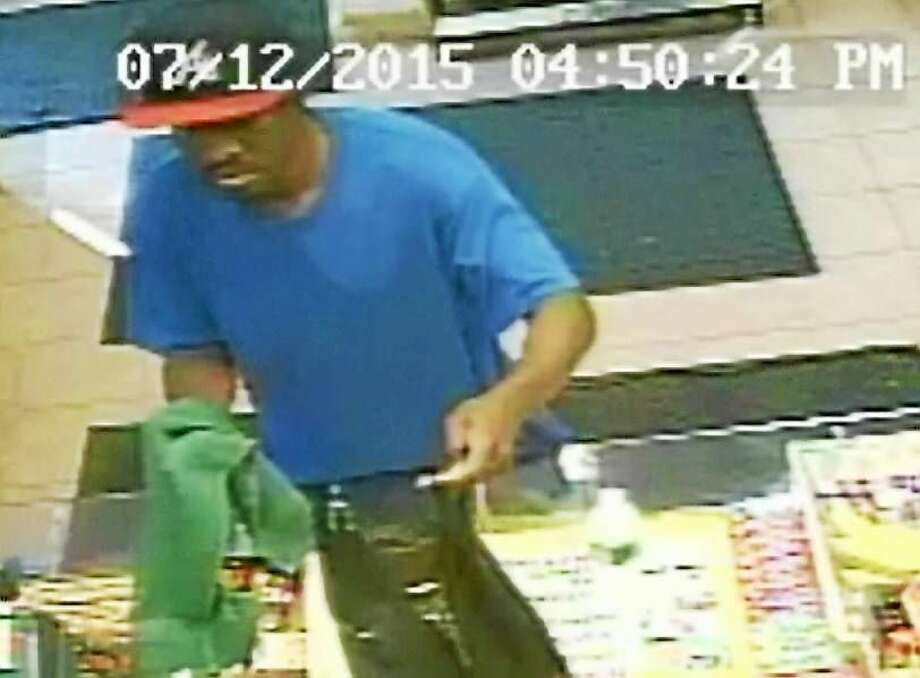 Police are asking for the public's help to identify this man. Photo: Journal Register Co.
