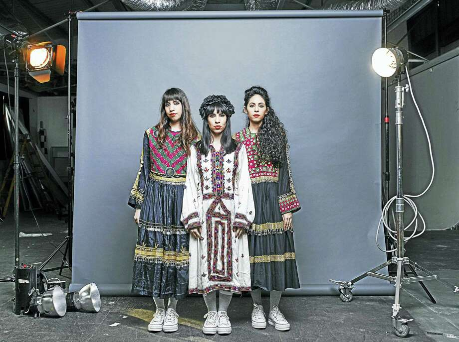 A-WA is an Israeli sisters group popular in Yemen. Tal Givony, Courtesy of A-WA Photo: Handout / Handout